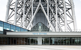 Main Entrance (Fixed date/time entrance)