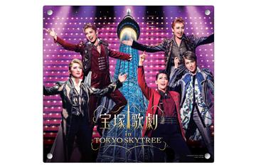 宝塚歌劇 in TOKYO SKYTREEアクリル3枚パネル