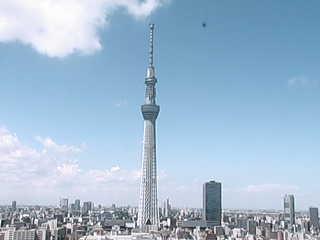 現在の東京スカイツリー